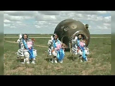 Κίνα: Με επιτυχία προσγειώθηκε το διαστημόπλοιο Σενζού 10