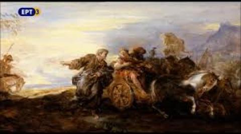Η Μυθολογία των Ελλήνων - Ο Οιδίποδας