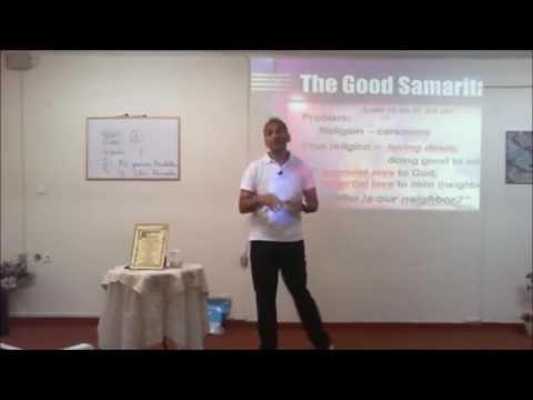 Δρ Μουρούτης: Ο Καλός Σαμαρείτης -Θεωρώντας το Σύμπαν