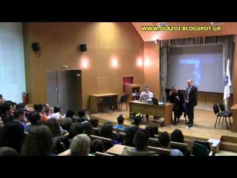 Δρ. Μουρούτης - Χίος: Θεραπείες όλων των ασθενειών - Γονίδια, η σημασία τους για την Υγεία.